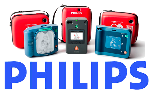 Home banner Philips AED
