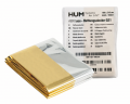 Ambuklas HUM AEROuse HD01-GS1-160x210 reddingsdeken